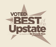 Voted Best Upstate